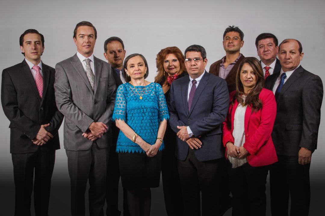 Elección del Comité Ejecutivo