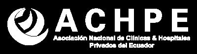 ACHPE - Asociación Nacional de Clínicas y Hospitales Privados del Ecuador
