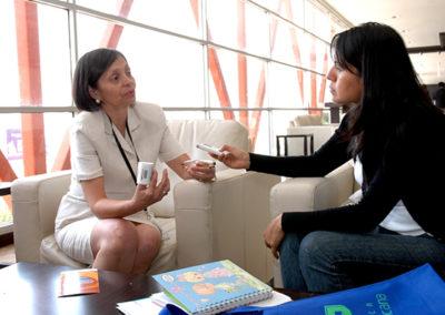 <p>Entrevistas</p>